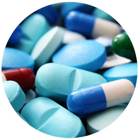 Controlled Drug Destruction