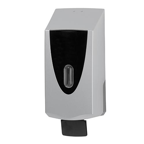 Bulk Fill Soap Dispensers – White, Silver