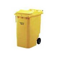 Wheeled Clinical Bins - 240ltr, 360ltr, 770ltr, 1100ltr